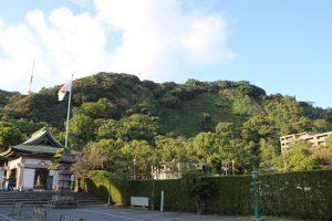 鹿児島・城山